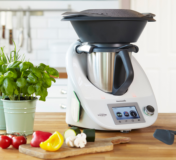 Thermomix® : CONSIGUE TU COOK-KEY AL 50%