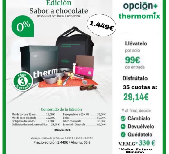 TM6 SABOR A CHOCOLATE
