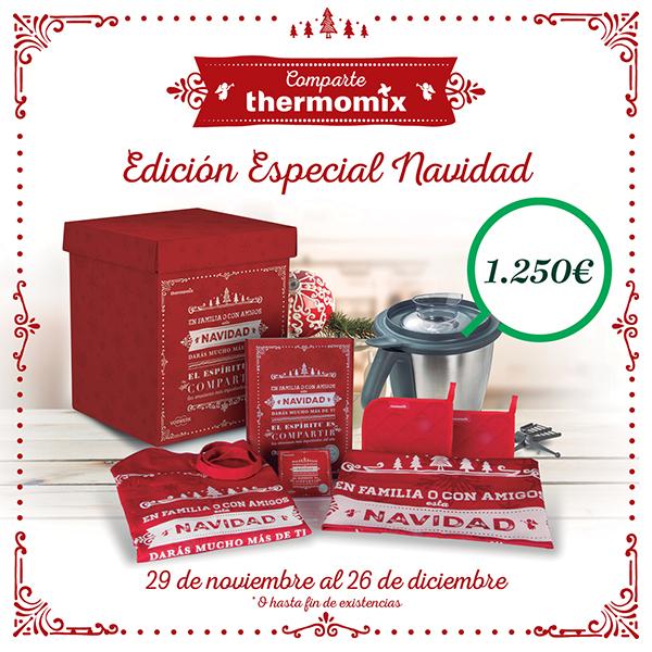 Edición Navidad Thermomix®