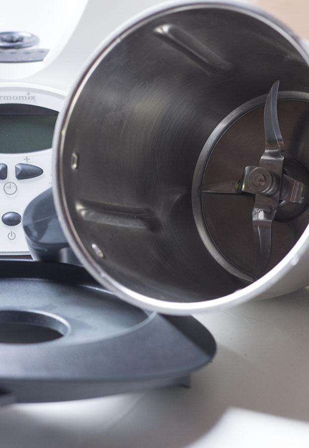 Como limpiar nuestro vaso Thermomix®