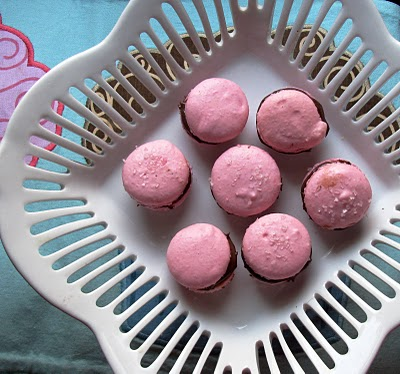 MACARONS CON Thermomix®