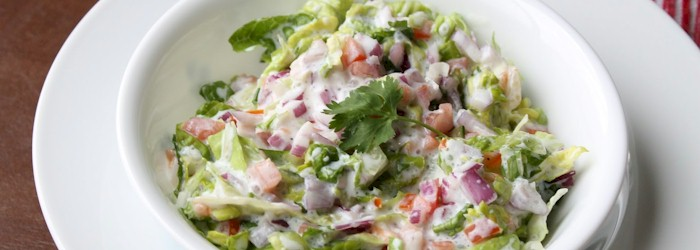 ENSALADA DE YOGURT