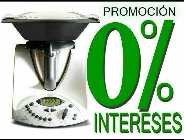 Promoción Thermomix® 0% vs Cuida tu Salud hasta el 18 de agosto