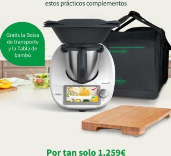 Thermomix® TM6 más regalo valorado en 80€!!!