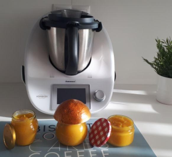 Mermelada de mango sin azúcar