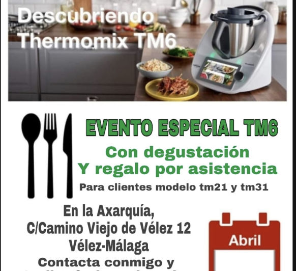 EVENTO ESPECIAL Thermomix®