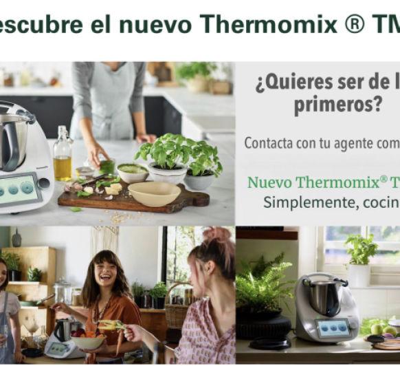 DESCUBRE EL NUEVO Thermomix®