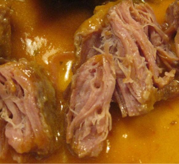 Cocción lenta carnes