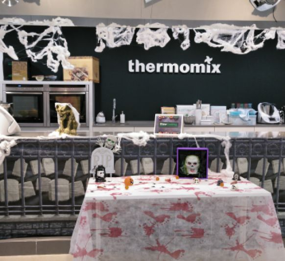 Talleres halloween con Thermomix®