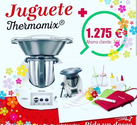 Thermomix® DE JUGUETE