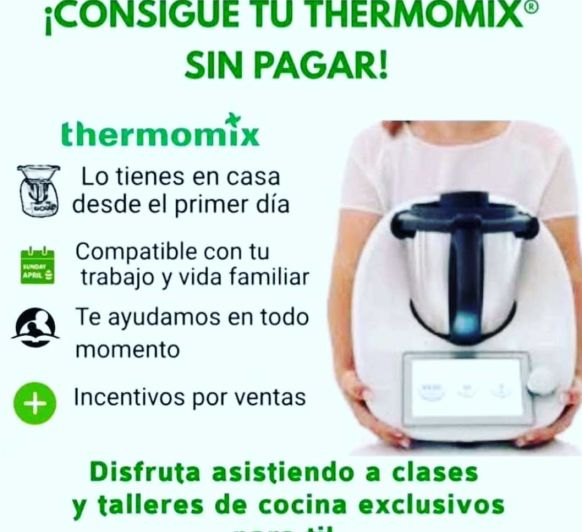Consigue tu Thermomix® TM6 sin pagar