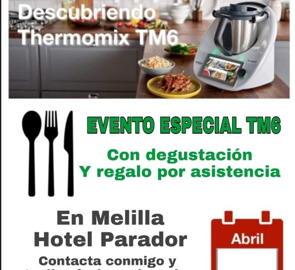 Evento Thermomix® TM 6
