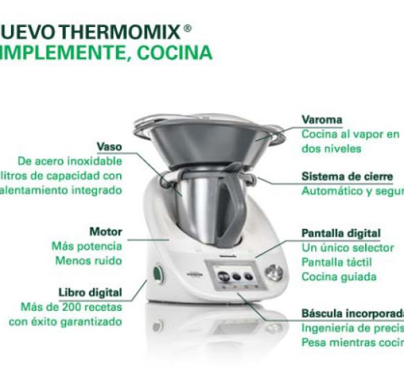 Nuevo Thermomix® // Lanzamiento // Evento // TM5
