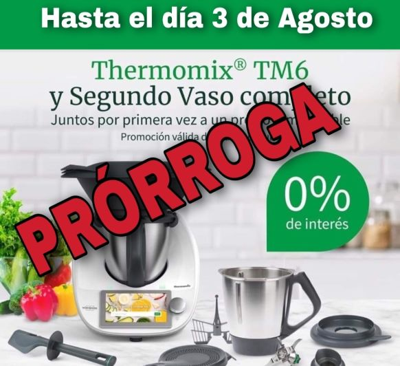 Noticias Blog Blog de TAMARA HADDU MOHAMED de Thermomix