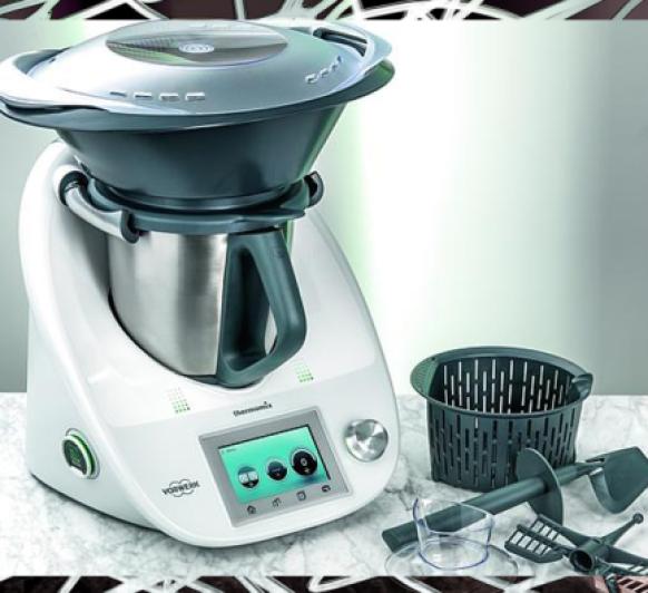 ¿Habéis cocinado ya, con la nueva TM5?