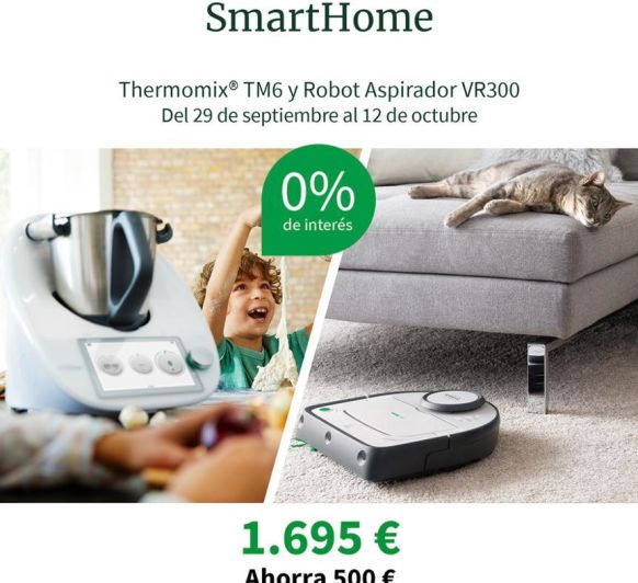 Thermomix® + KOBOLD 0% DE INTERESES