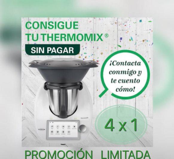 Consigue tu Thermomix® gratis o con descuento