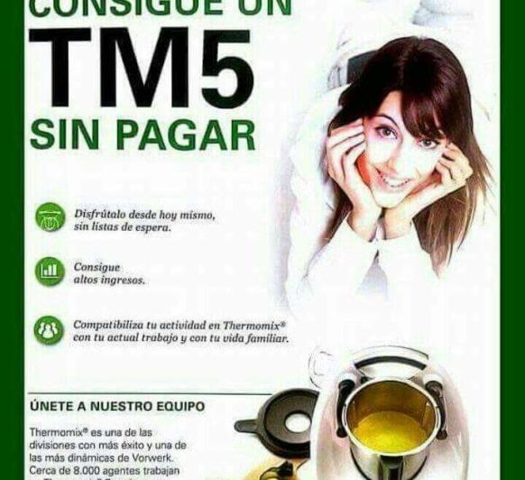 CONSIGUE UN TM 5 GRATIS