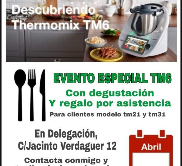 Nuevo Evento Thermomix® , Delegación