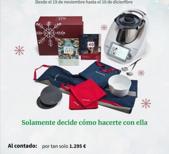 La mejor edición de Thermomix® TM6 para Navidad