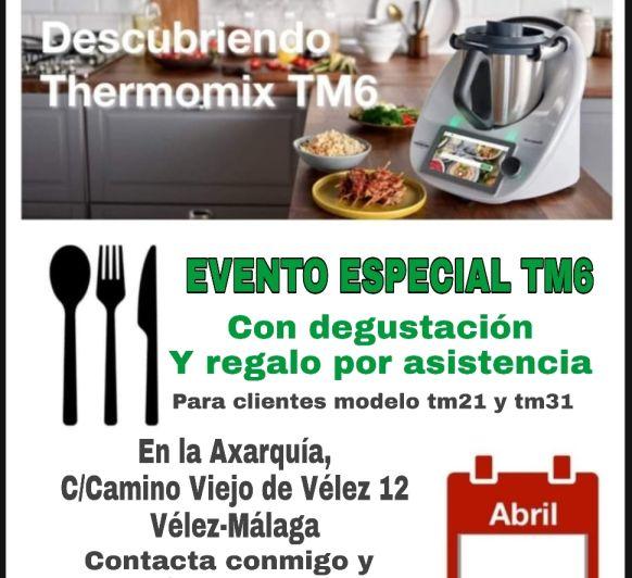 Nuevo Evento Thermomix® , Axarquía