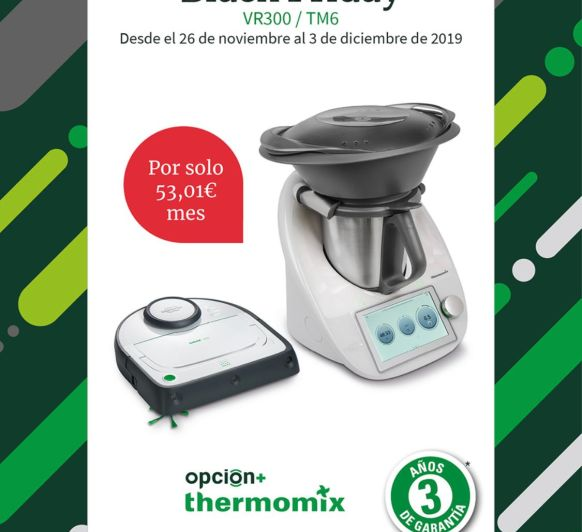 BLACK FRIDAY Thermomix® !!