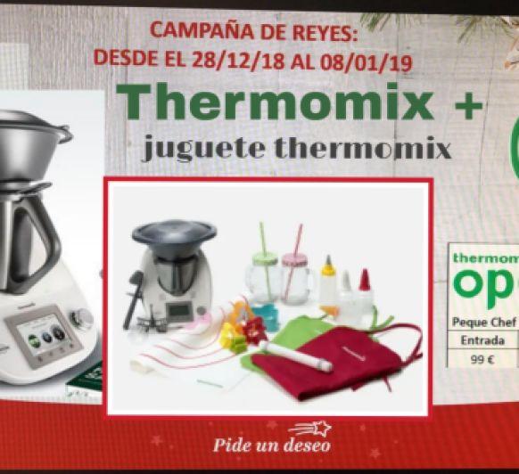 El regalo perfecto para reyes, Thermomix® + Thermomix® juguete