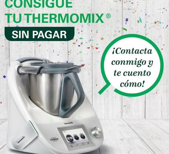¿TIENES UN MODELO DE Thermomix® ANTERIOR AL NUEVO? AHORA PUEDES TENER EL TM5 GRATIS