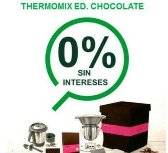 El regalo más dulce para estas Navidades: Thermomix® EDICIÓN CHOCOLATE