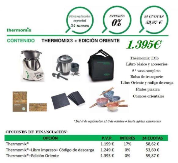 Súper promoción Thermomix®