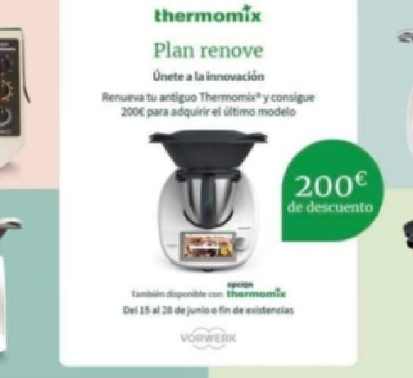PLAN RENOVE Thermomix® !!