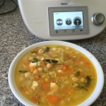 Cocido vegetal con garbanzo Thermomix®